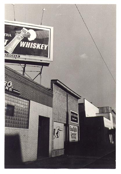 Take me to the next whiskey bar