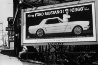 Car billboard