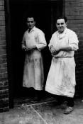 The two butchers of Bleeker Street