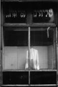 Prayer shawl window