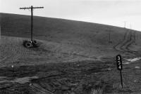 Landscape/near Idaho Falls, 1964